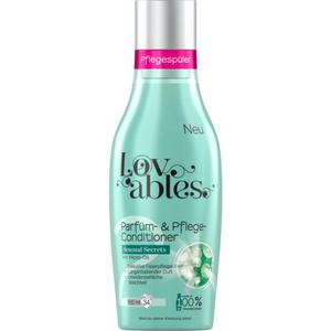 LOVABLES Parfüm- & Pflege-Conditioner Sensual Secrets 34 0.12 EUR/1 WL