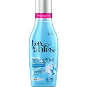 LOVABLES Parfüm- & Pflege-Conditioner Fresh Sensation 34 0.12 EUR/1 WL