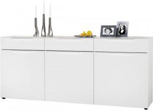 Sideboard Mailand weiß HGL 192 x 83