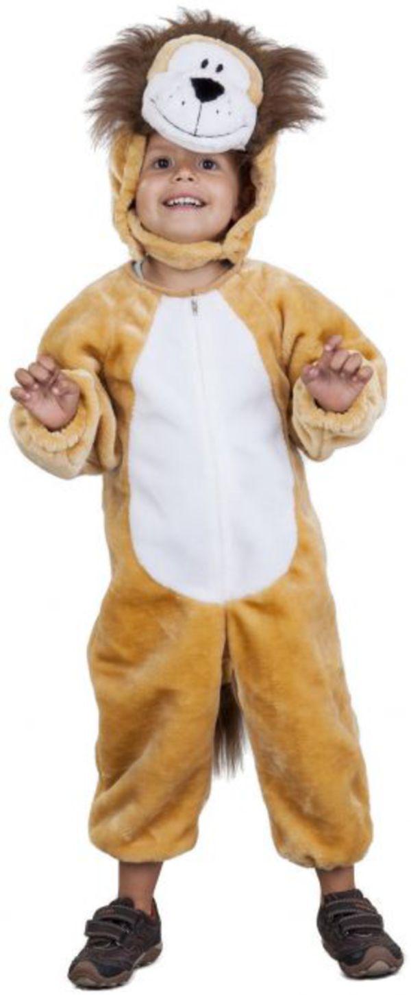 kostüm  kleiner löwe  für kinder  verschiedene größen