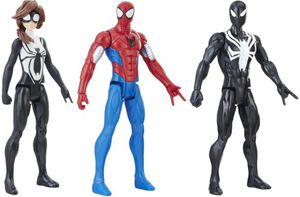Spider-Man Titan Hero Figur Power Pack Web Warriors - 1 Stück