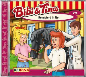 Bibi&Tina Folge 79 - Rennpferd in Not CD