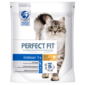 Perfect Fit Katzenfutter Indoor 1+ 750g