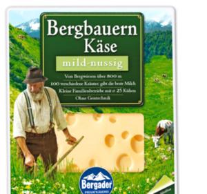 BERGADER Käsescheiben