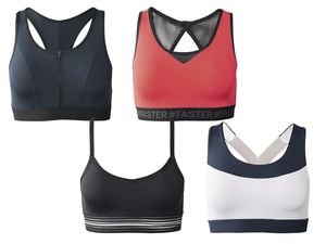 CRIVIT® Damen Sport-Bustier, Medium Level