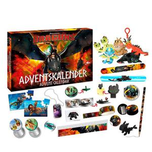 Adventskalender Dragon