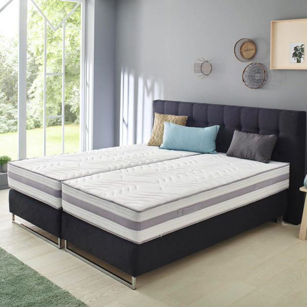 novitesse boxspring matratze von aldi nord ansehen. Black Bedroom Furniture Sets. Home Design Ideas