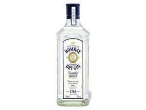 BOMBAY Original Dry Gin 37,5% Vol