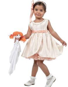 Kostüm Puppenkleid Catalina Gr. 128/140