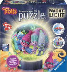 puzzleball® Nachtlicht Trolls 72 Teile
