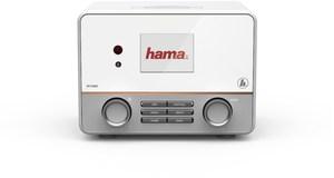 Hama IR115MS Internetradio schwarz