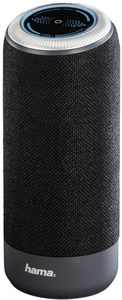 Hama Soundcup-S Multimedia-Lautsprecher schwarz/silber