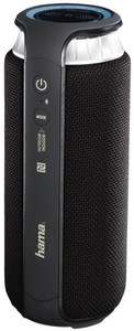 Hama Soundcup-L Multimedia-Lautsprecher schwarz/silber