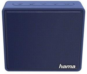 Hama Pocket Aktiver Multimedia-Lautsprecher mattblau