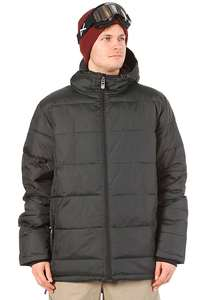 Light Bonk Insulated 2013 - Snowboardjacke für Herren - Schwarz