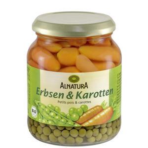 Alnatura Bio Erbsen und Karotten 0.43 EUR/100 g