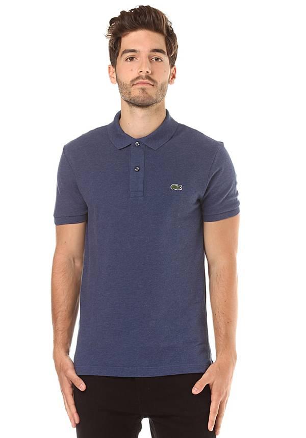 online retailer a4742 88581 Lacoste Polo - Polohemd für Herren - Blau