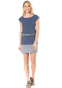 ragwear Soho - Kleid für Damen - Blau