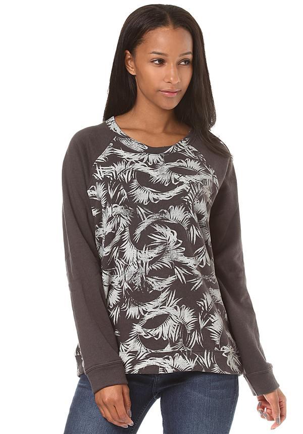 433d2bf978a7 Billabong Hang Man - Sweatshirt für Damen - Schwarz von Planet ...