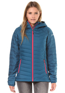 Columbia Powder Lite Hood - Outdoorjacke für Damen - Blau