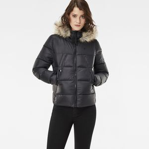 Whistler Hooded Down Jacket