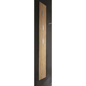 vito Garderobenpaneel DECORA Sanremo Eiche Nachbildung ca. 15 x 170 x 4 cm