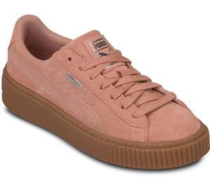Puma Sneaker - SUEDE PLATFORM ANIMAL