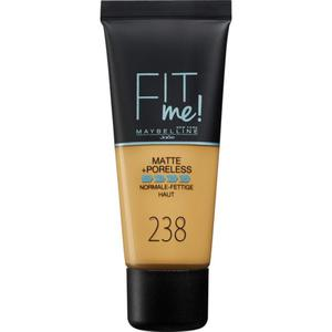 Maybelline New York Fit me! Matte+Poreless mattierend 18.53 EUR/100 ml