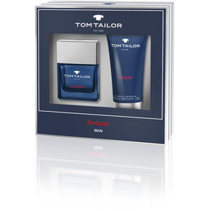 Tom Tailor Exclusive Man Duo Geschenkset