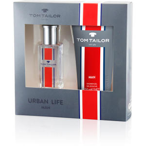 Tom Tailor Duo Geschenkset Urban Life Man