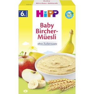 HiPP Bio Baby Bircher Müesli 0.80 EUR/100 g