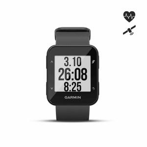 GARMIN GPS-Pulsuhr Forerunner 30 HF-Messung am Handgelenk schwarz, Größe: No Size