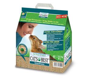 Cat´s Best Green Power Katzenstreu