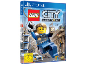 LEGO City: Undercover [PlayStation 4]