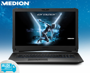 High-End Gaming-Notebook MEDION® ERAZER®  X78551