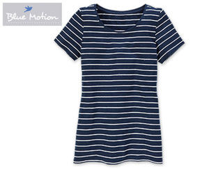 Blue Motion Ringelshirt