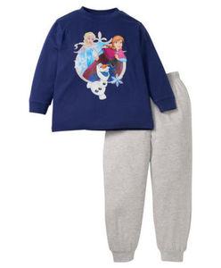 Disney Frozen - Schlafanzug - Anna, Elsa, Olaf