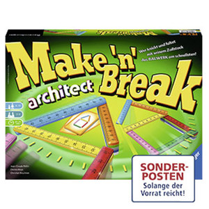 Make'n Break Architect ab 8 Jahren