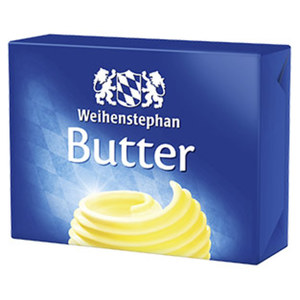 Weihenstephan Butter jede 250-g-Packung