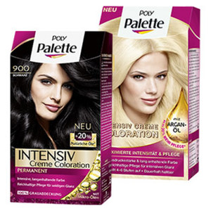 Poly Palette Coloration versch. Farben, jede Packung