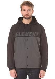 Element Hooded Coach - Jacke für Herren - Schwarz