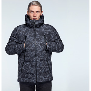 Jack Wolfskin Copenhagen Ice Jacket Men XL black all over