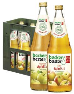 Beckers Bester Apfelsaft