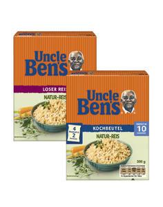 Uncle Bens Reis