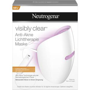 Neutrogena Visibly Clear Anti-Akne Lichttherapie Maske