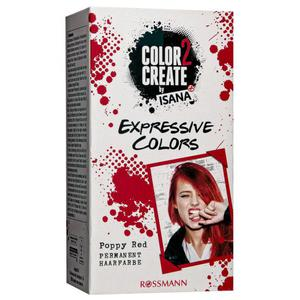 Color 2 Create by ISANA Expressive Colors Permanent Haarfarbe