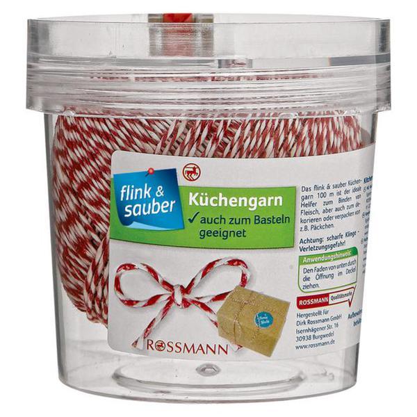 flink & sauber Küchengarn 0.03 EUR/1 m