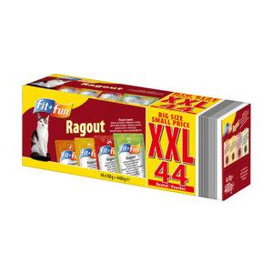fit+fun Ragout Multipack XXL 44x100g