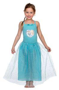 Kinder Lizenz Prinzessinenkleider Frozen 3-4 Jahre