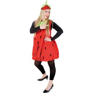 """Kostüm """"Plüsch-Erdbeere"""""""